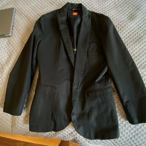 Black Hugo Boss Jacket
